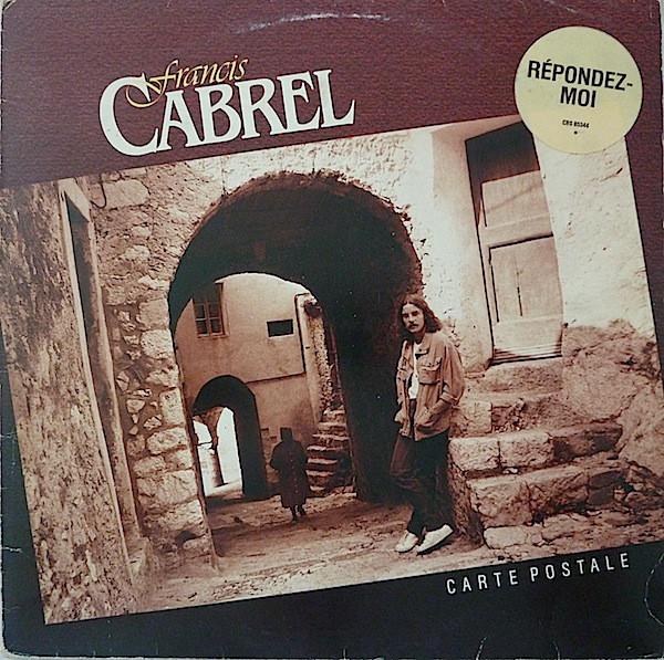 Французская песня 1970-1980 годов. Франсис Кабрель