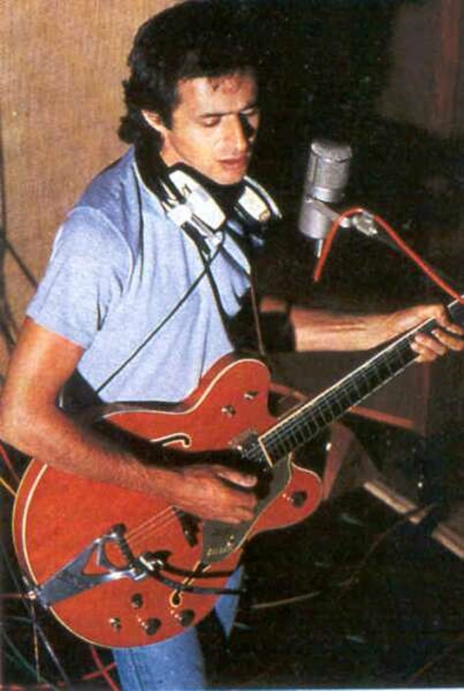 Французская песня 1970-1980 годов. Жан-Жак Гольдман