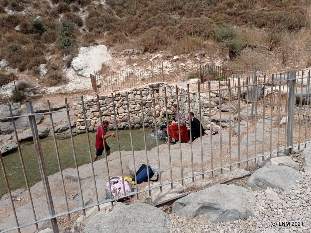 Верхняя Галилея, июль 2021. Эйн Тина, Эйн Альва, винодельня Арей аГалиль