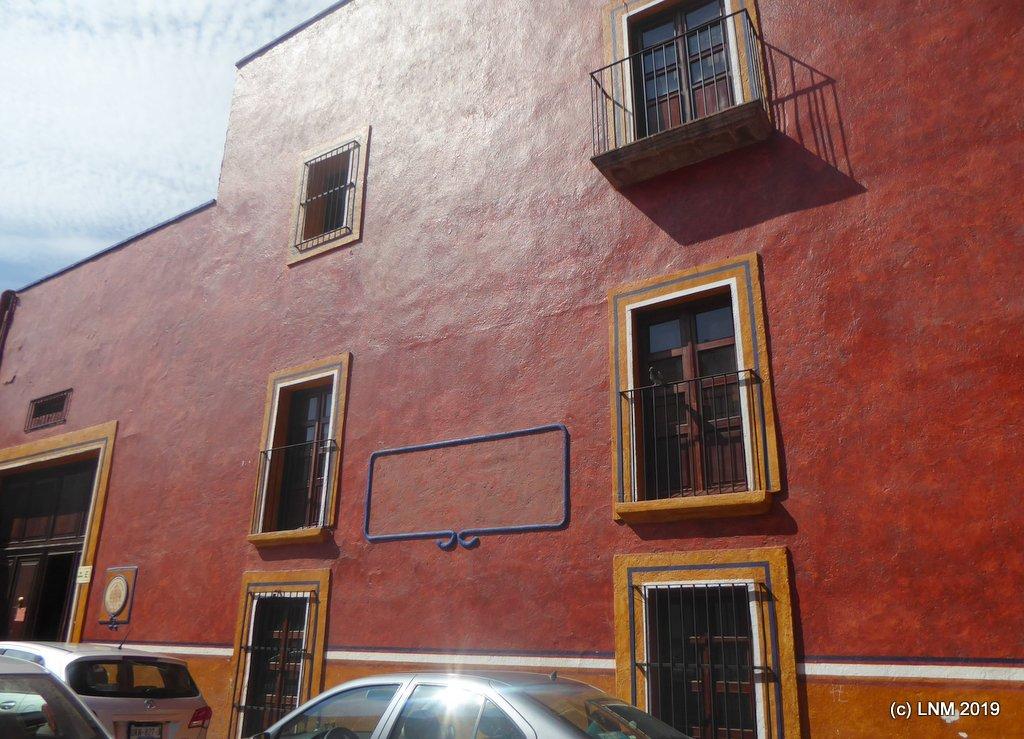 Мексика-3. Керетаро